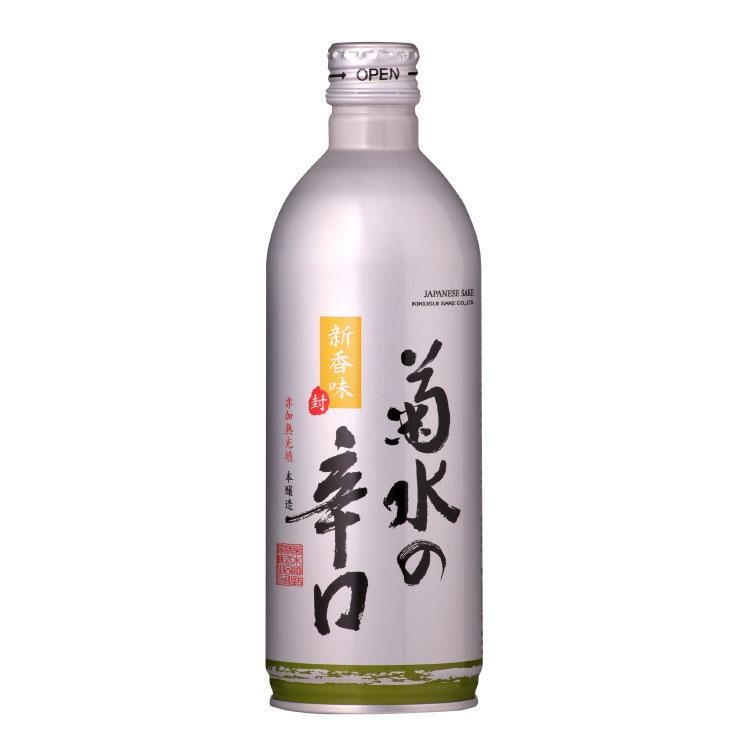 【新発売】菊水の辛口 500ml