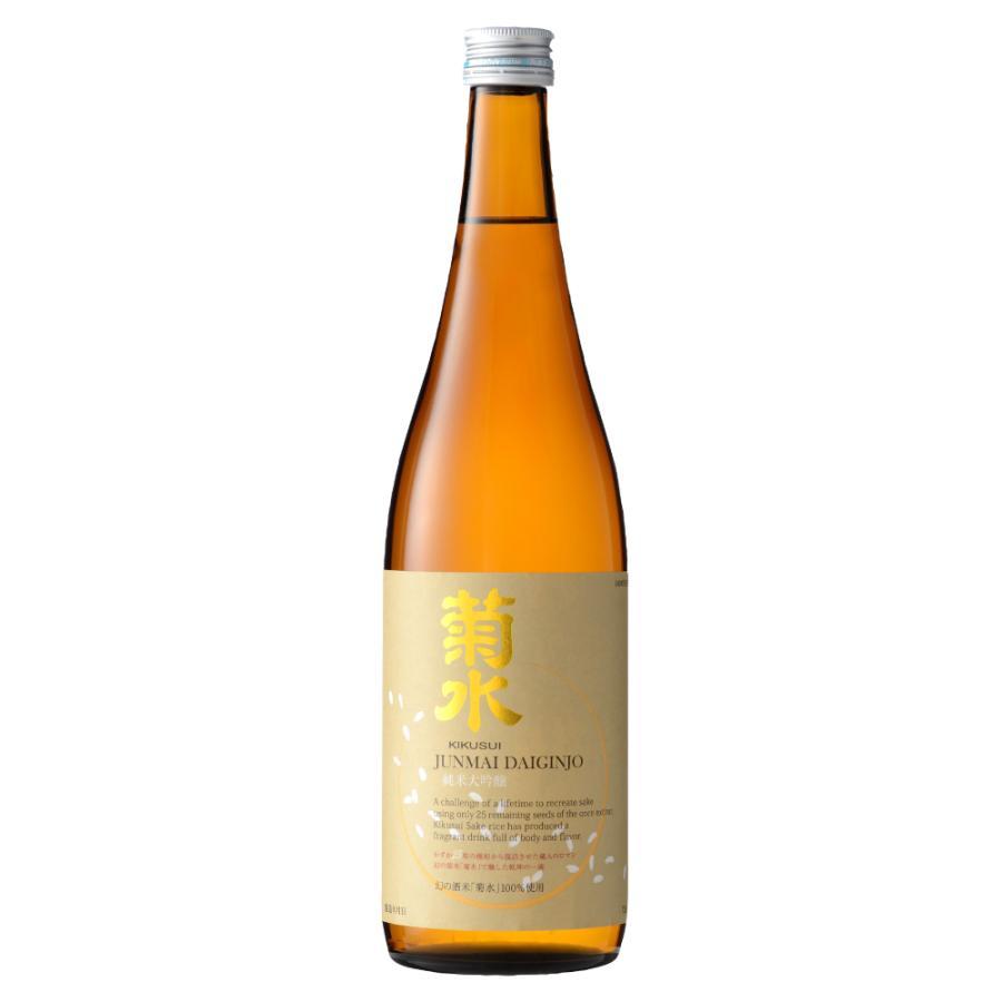 酒米菊水 純米大吟醸 720ml kikusui-sake 02