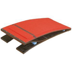 【法人様限定】【送料別】体操 学校 体育 ロイター板 SC型 【三和体育】S-7284