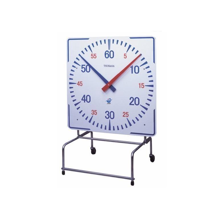 【送料別】スポーツタイマー(屋内用)L型スタンド スタート·ストップ·リセット 【三和体育】S-9562