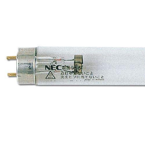 『代引不可』 NEC 殺菌ランプ 殺菌ランプ 20W 10本 『返品不可』