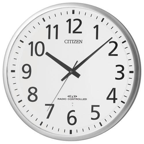 『取寄品』 リズム時計 シチズン電波掛時計 8MY465-019
