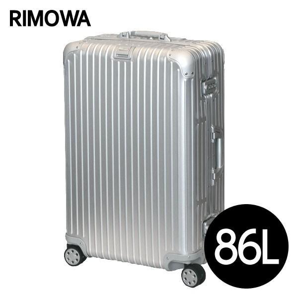 リモワ RIMOWA トパーズ 86L シルバー TOPAS スーツケース 924.70.00.4