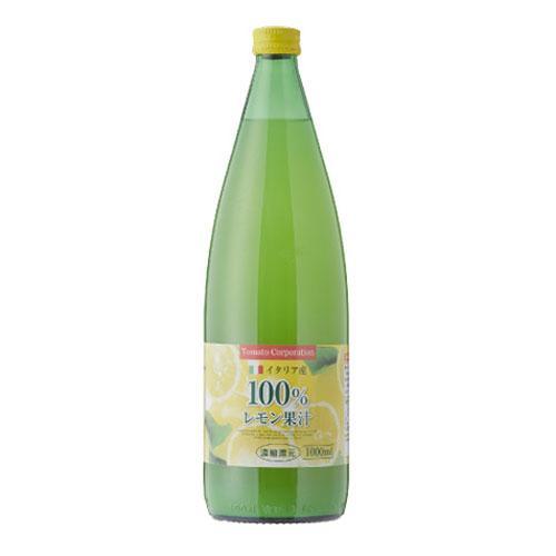 トマトコーポレーション レモン果汁100% 濃縮還元 イタリア産 美品 期間限定の激安セール 1000ml 食品 果汁100% 割材 シチリアレモン 調味料 ドレッシング