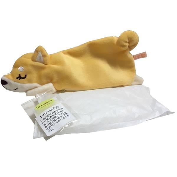 レモンおやすみ羊 涼感お昼寝まくら・ドッグアイピローとメッセージ入浴剤のセット kimochidesu-net 06