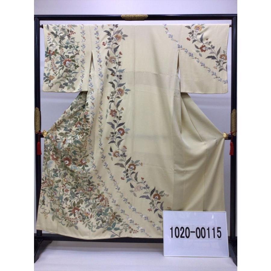 刺繍訪問着 |kimono-waraji|13