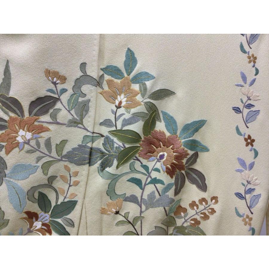 刺繍訪問着 |kimono-waraji|06