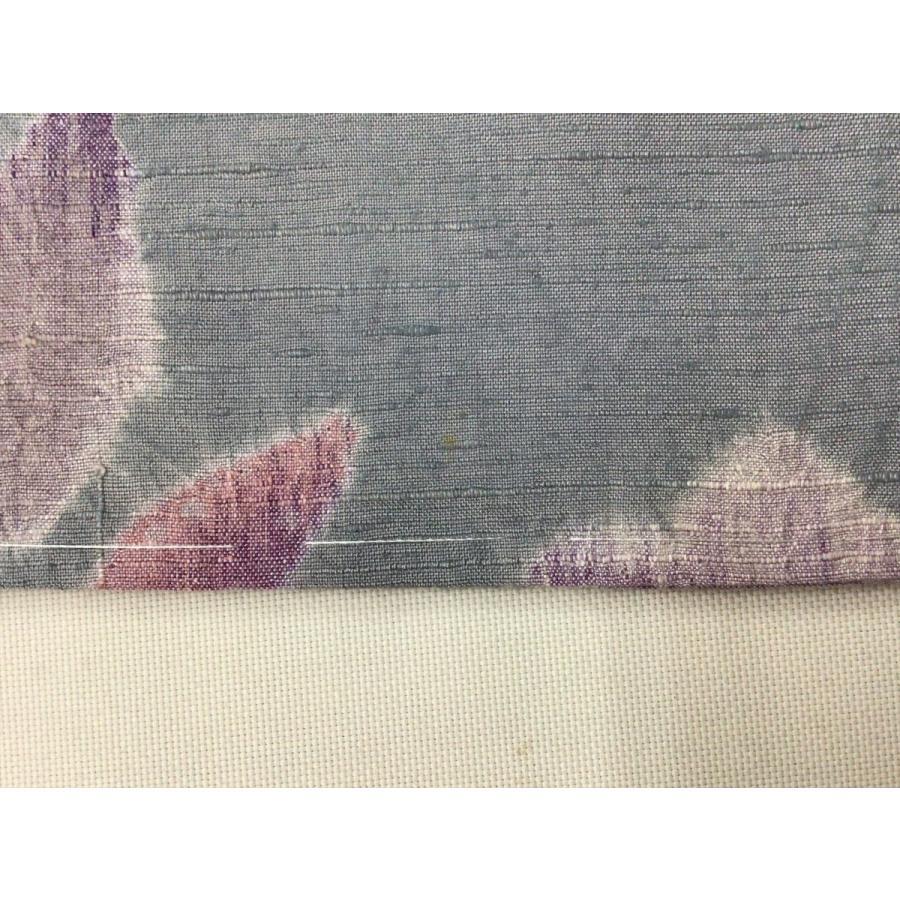 絞り染め紬|kimono-waraji|07