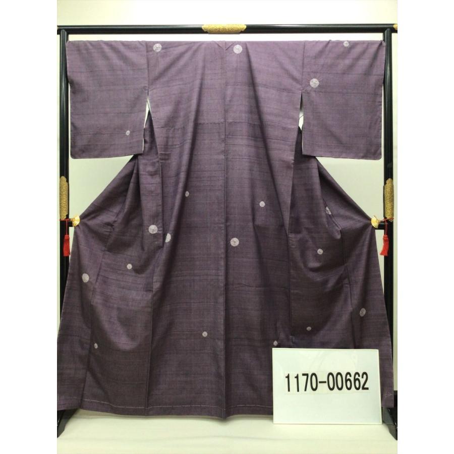 絞り染め紬 (身巾広め)|kimono-waraji|08