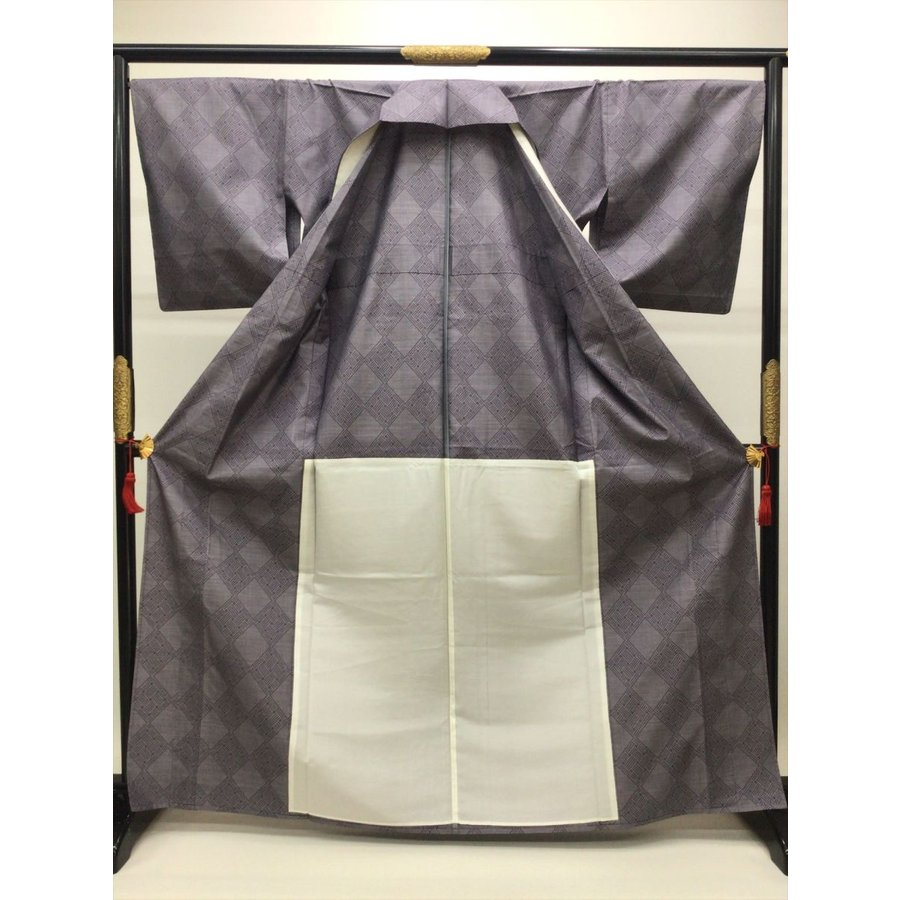 単衣大島紬|kimono-waraji|02