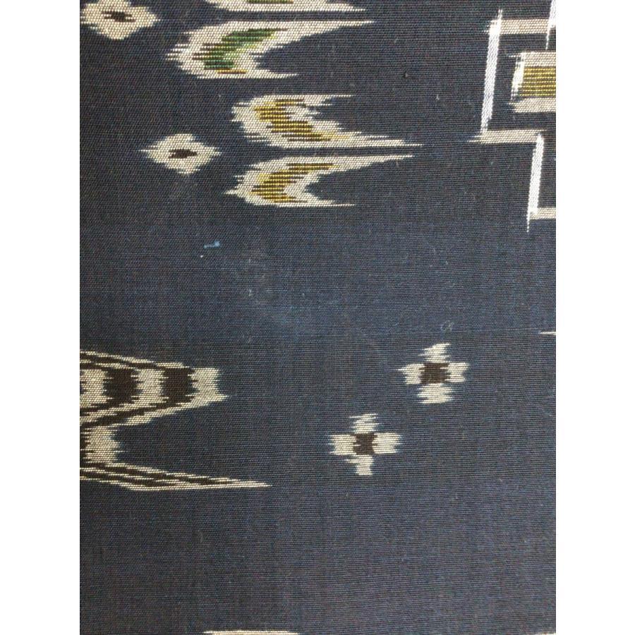 綿琉球絣反物|kimono-waraji|06