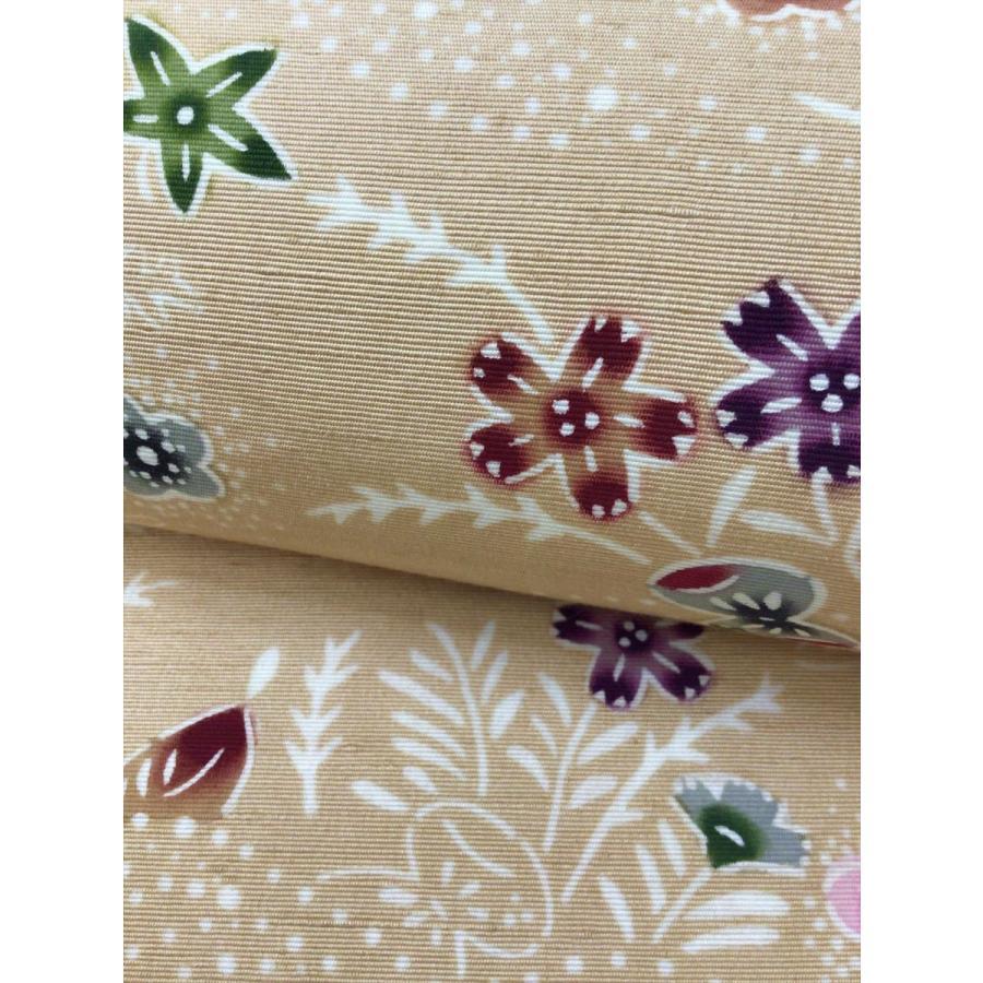 ふじの紅型工房 琉球紅型染袋帯 kimono-waraji 06