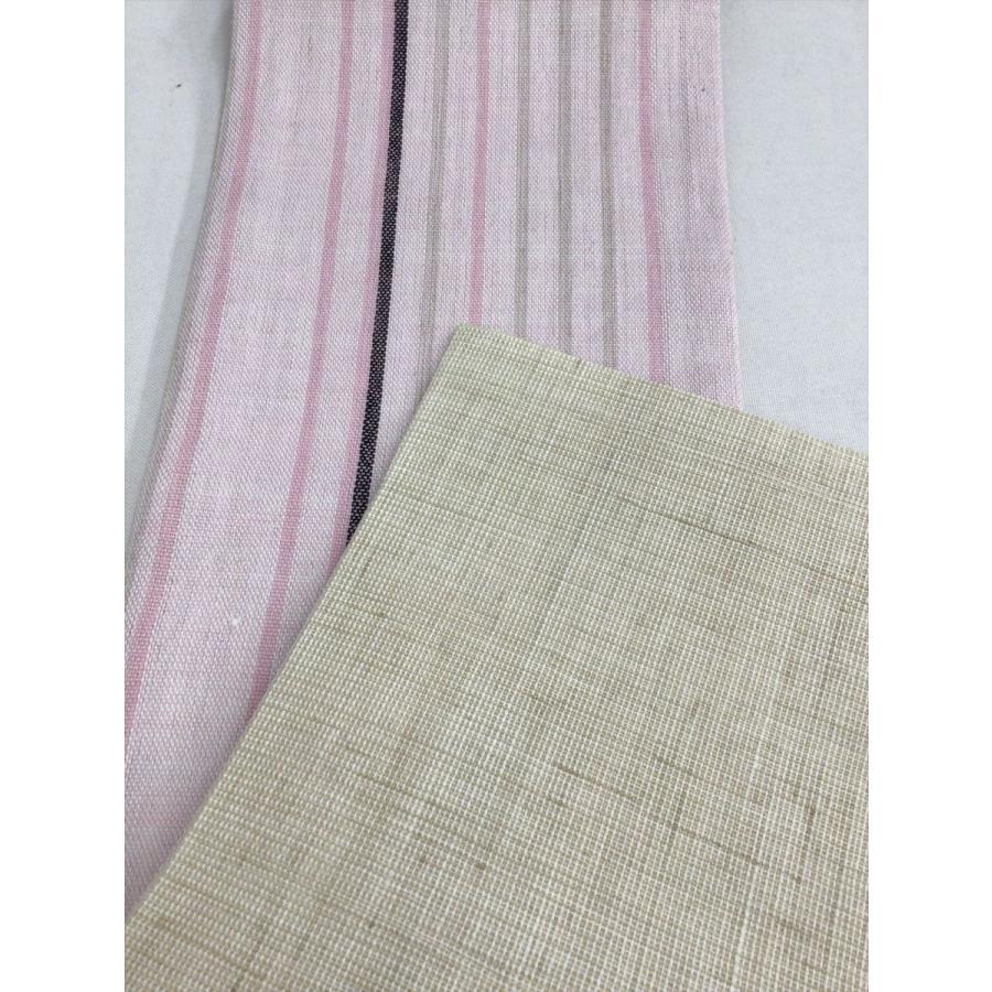 麻半巾帯 kimono-waraji 04