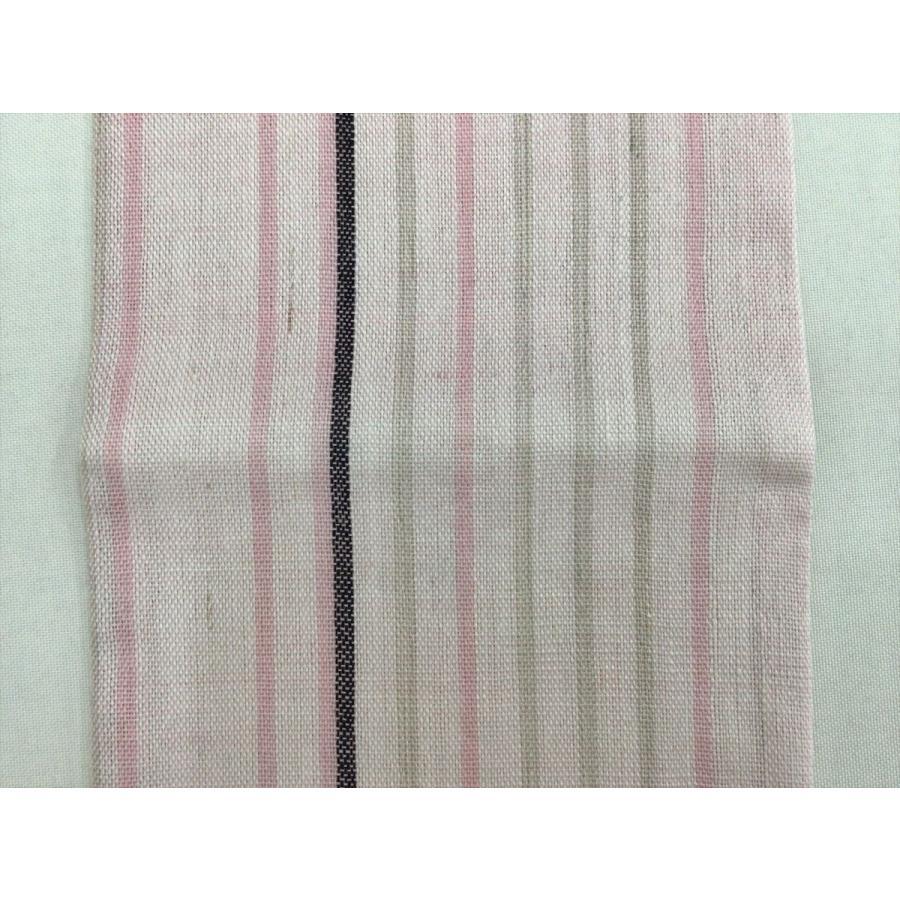 麻半巾帯 kimono-waraji 08