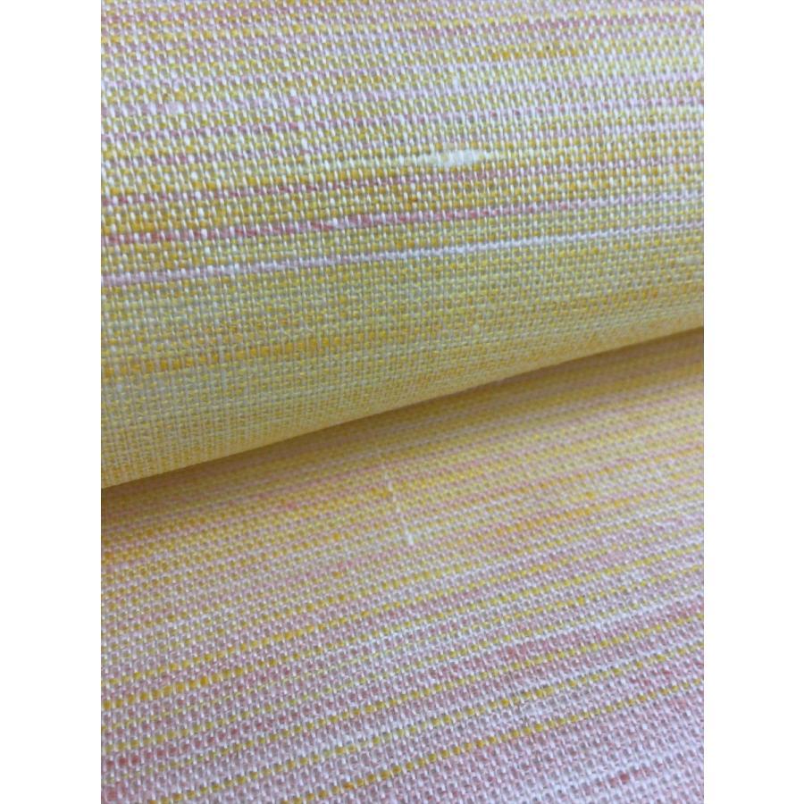 麻半巾帯 kimono-waraji 06