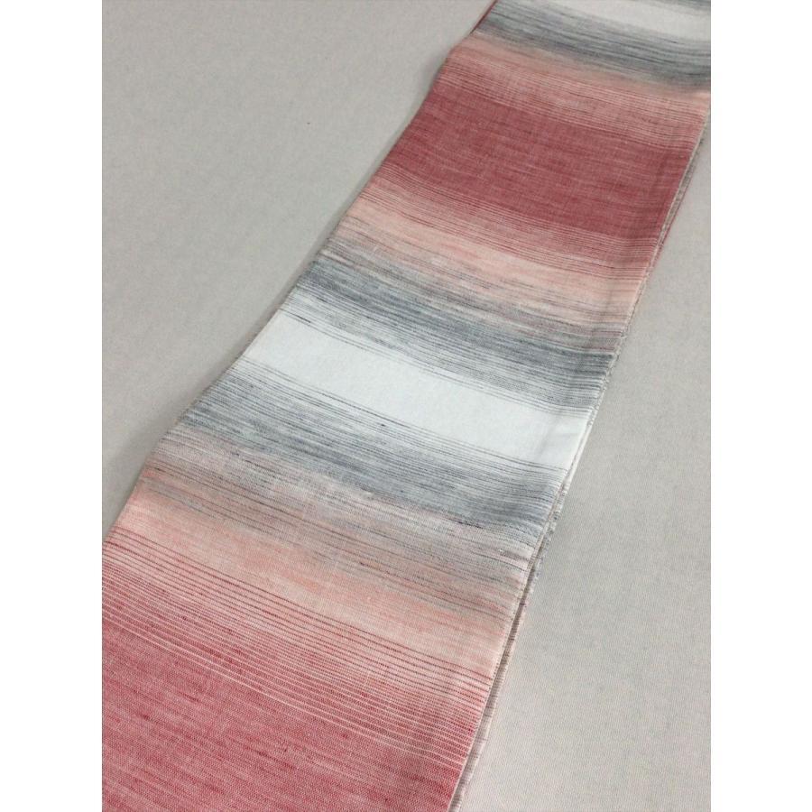 麻半巾帯|kimono-waraji|02
