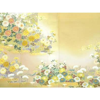 色留袖 レンタル 514番 20点フルセットレンタル 往復送料無料|kimono-world|04