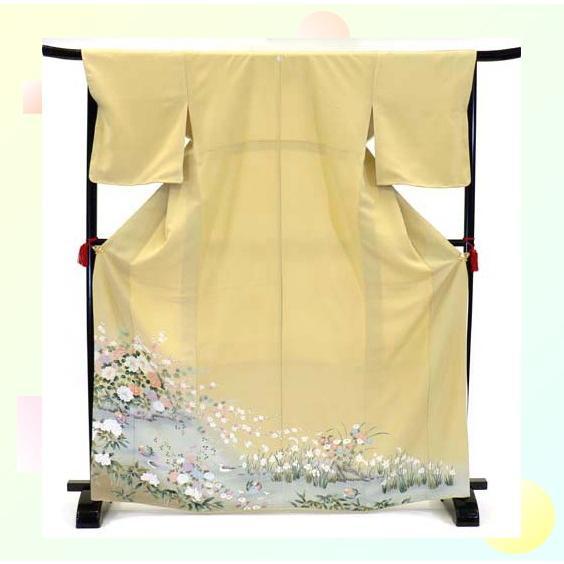 色留袖 レンタル 515番 20点フルセットレンタル 往復送料無料|kimono-world|03