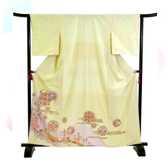 色留袖 レンタル 544番 20点フルセットレンタル 往復送料無料|kimono-world|03