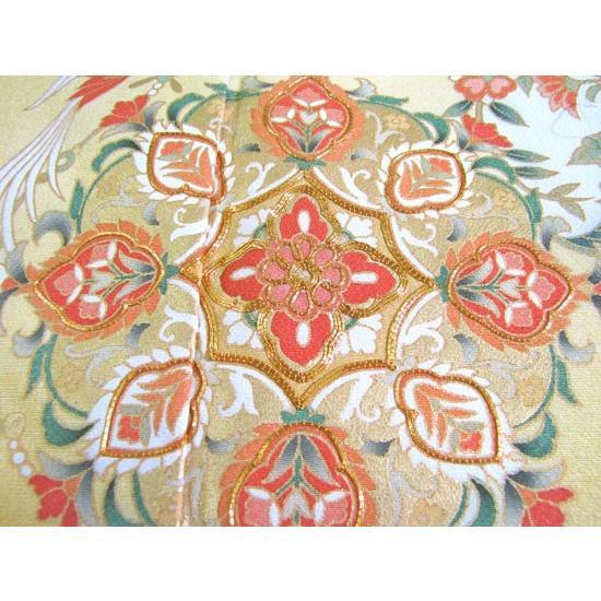 色留袖 レンタル 544番 20点フルセットレンタル 往復送料無料|kimono-world|04