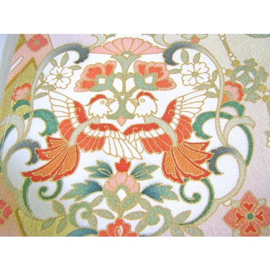 色留袖 レンタル 544番 20点フルセットレンタル 往復送料無料|kimono-world|05