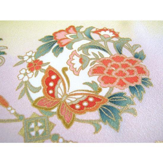 色留袖 レンタル 544番 20点フルセットレンタル 往復送料無料|kimono-world|06