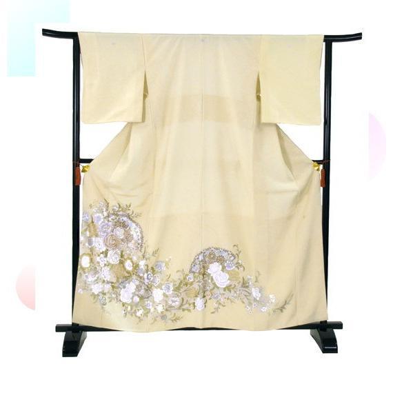 桂由美 色留袖 レンタル 557番 20点フルセットレンタル 往復送料無料 kimono-world 03