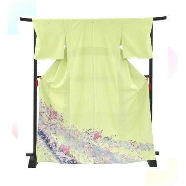 色留袖 レンタル 703番 20点フルセットレンタル 往復送料無料|kimono-world|03