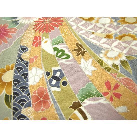 色留袖 レンタル 708番 20点フルセットレンタル 往復送料無料|kimono-world|05