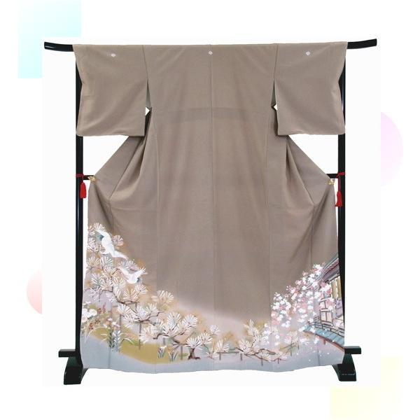 色留袖 レンタル 711番 20点フルセットレンタル 往復送料無料|kimono-world|03