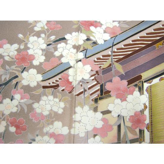 色留袖 レンタル 711番 20点フルセットレンタル 往復送料無料|kimono-world|04