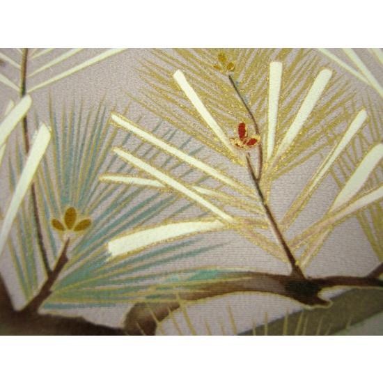 色留袖 レンタル 711番 20点フルセットレンタル 往復送料無料|kimono-world|05