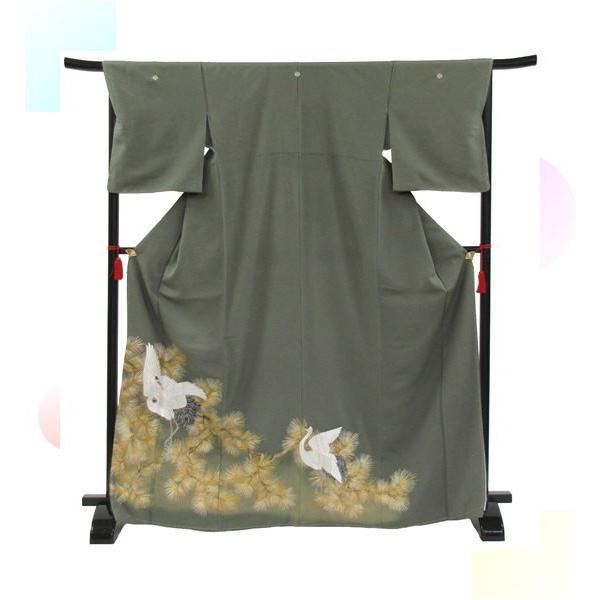 色留袖 レンタル 712番 20点フルセットレンタル 往復送料無料 kimono-world 03