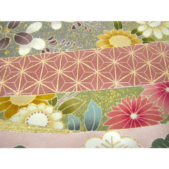 色留袖 レンタル 713番 20点フルセットレンタル 往復送料無料|kimono-world|06