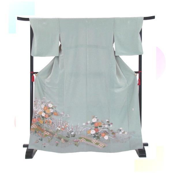 色留袖 レンタル 715番 20点フルセットレンタル 往復送料無料|kimono-world|03