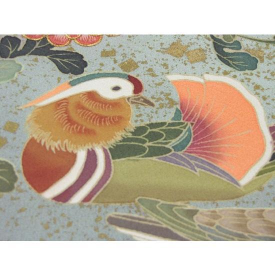 色留袖 レンタル 715番 20点フルセットレンタル 往復送料無料|kimono-world|05