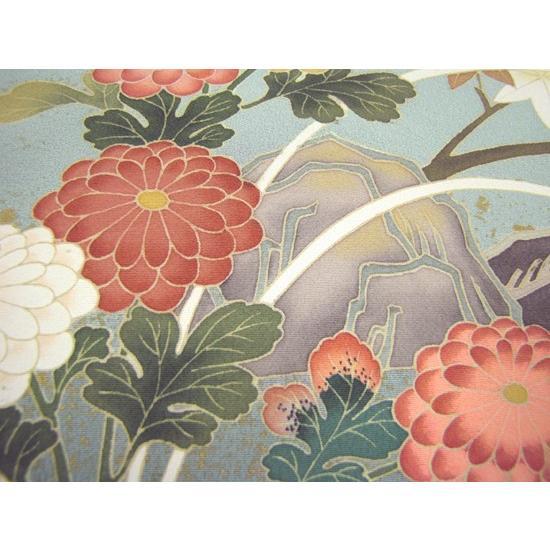 色留袖 レンタル 715番 20点フルセットレンタル 往復送料無料|kimono-world|06