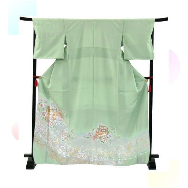 色留袖 レンタル 718番 20点フルセットレンタル 往復送料無料 kimono-world 03