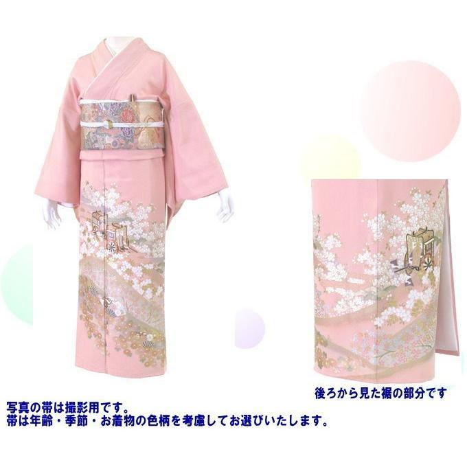 金彩友禅 色留袖 レンタル 719番 20点フルセットレンタル 往復送料無料|kimono-world|02