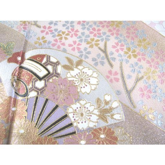金彩友禅 色留袖 レンタル 719番 20点フルセットレンタル 往復送料無料|kimono-world|05