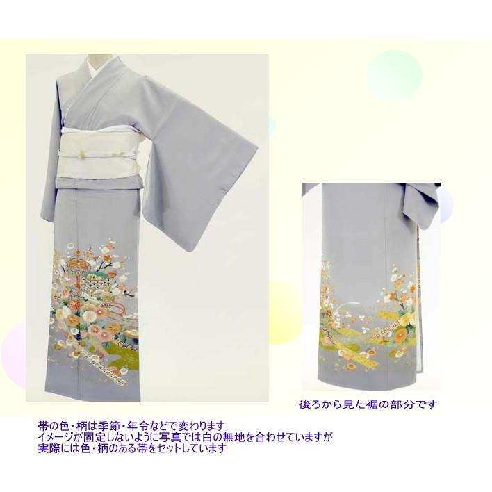 色留袖 レンタル 720番 20点フルセットレンタル 往復送料無料 kimono-world 02