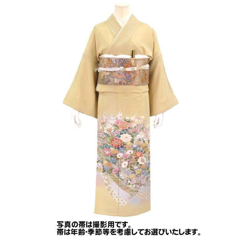 色留袖 レンタル 722番 20点フルセットレンタル 往復送料無料 kimono-world 03