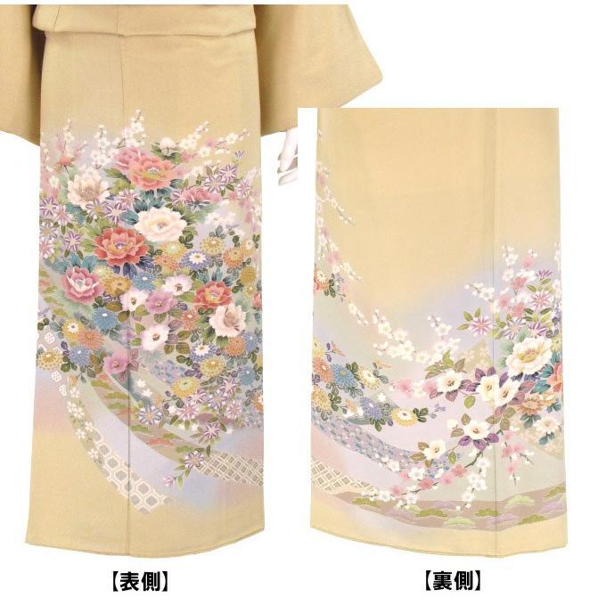 色留袖 レンタル 722番 20点フルセットレンタル 往復送料無料 kimono-world 04