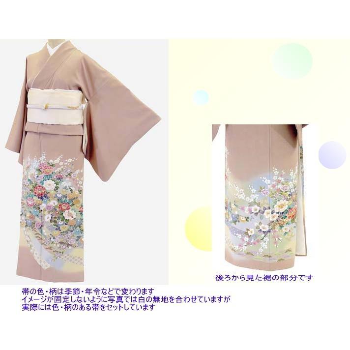 色留袖 レンタル 723番 20点フルセットレンタル 往復送料無料|kimono-world|02