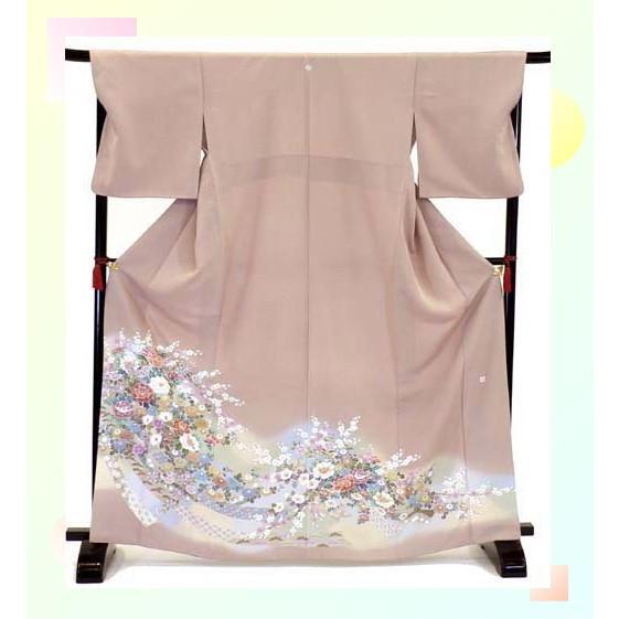 色留袖 レンタル 723番 20点フルセットレンタル 往復送料無料|kimono-world|03