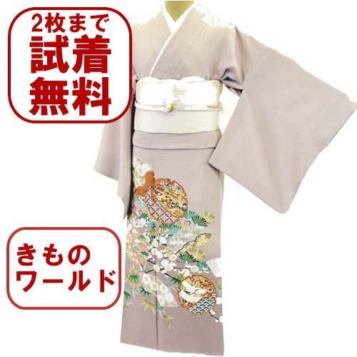 色留袖 レンタル 724番 20点フルセットレンタル 往復送料無料|kimono-world