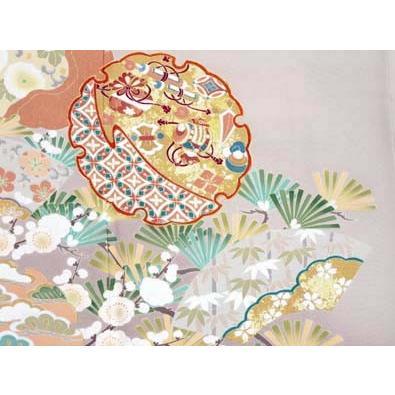 色留袖 レンタル 724番 20点フルセットレンタル 往復送料無料|kimono-world|04