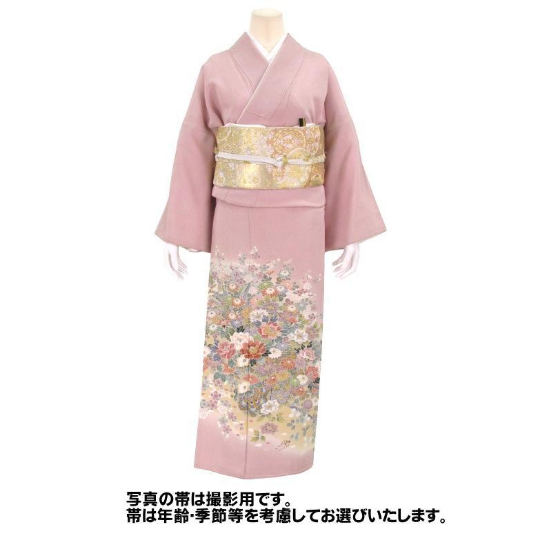 色留袖 レンタル 725番 20点フルセットレンタル 往復送料無料 kimono-world 03