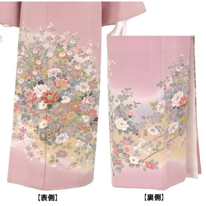 色留袖 レンタル 725番 20点フルセットレンタル 往復送料無料 kimono-world 04