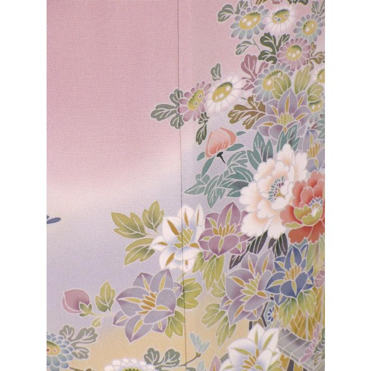 色留袖 レンタル 725番 20点フルセットレンタル 往復送料無料 kimono-world 07